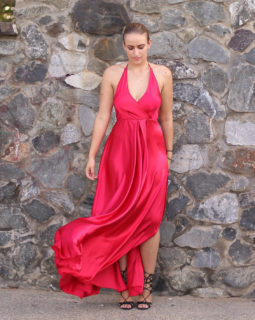 Backless Red Formal 2