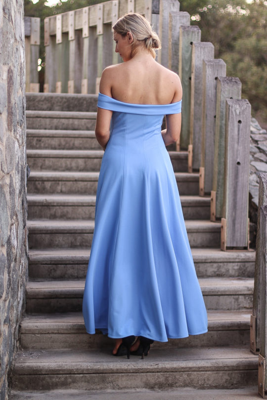 Blue Dress Formal