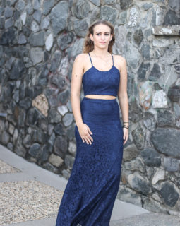Blue Formal Dress 2